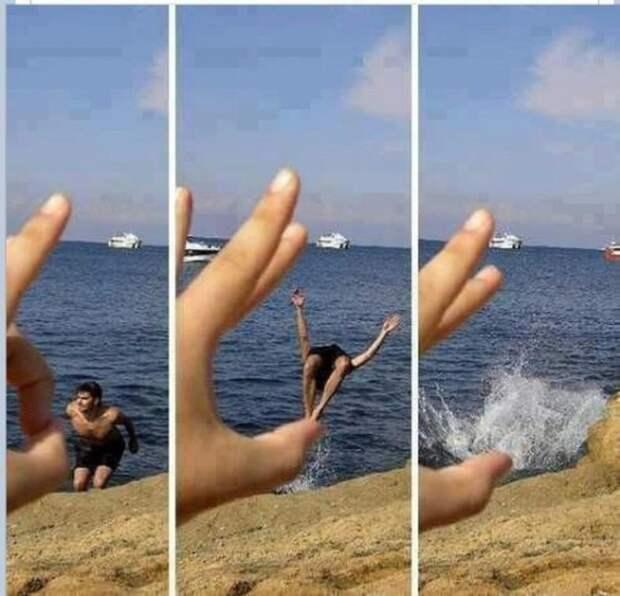 идеи летних фото на пляже