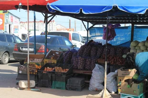 Руководство заксобрания Севастополя заступилось за родные базары