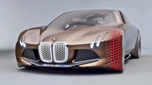 12. BMW Vision Next100 авто, автомобили будущего, уникальные автомобили