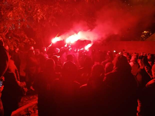 Беспорядки в Киеве: Националисты обещают – Украина будет в огне