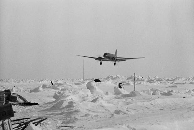 «Холодная война» в арктическом небе