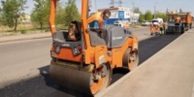 Ремонт улицы Станкостроителей в Иванове полностью завершат в текущем году