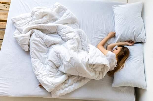 Почему в одной пижаме не стоит спать два дня подряд