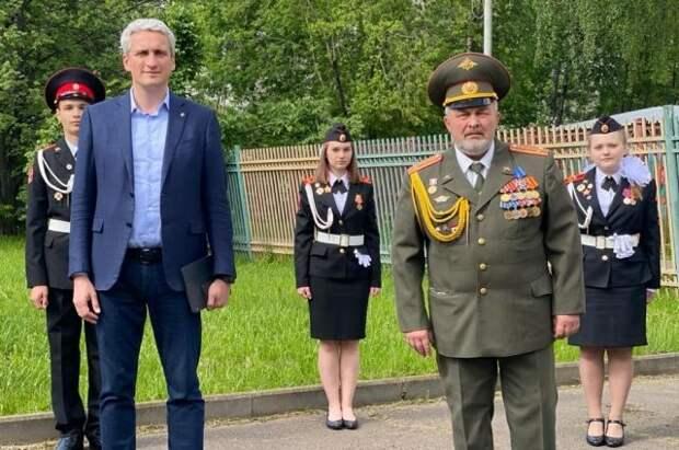 В Южном округе Москвы установят памятный знак Воинам-интернационалистам