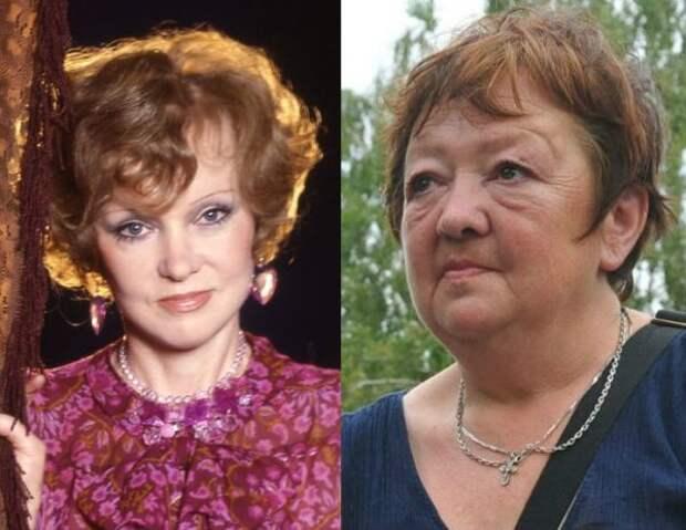 Советские актрисы, которые оставили детей бывшим мужьям