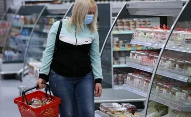 Кризис-2020: Чем дешевле рубль, тем меньше едят россияне