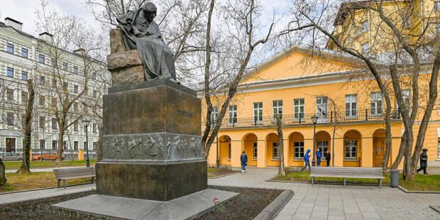 История музейных зданий. Идём в гости к Николаю Гоголю