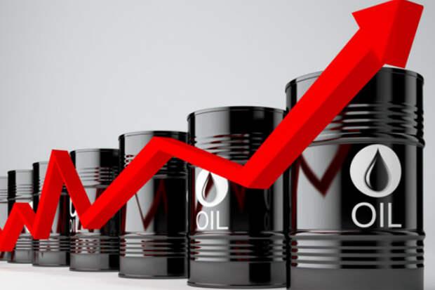 нефть рост спроса