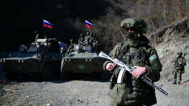 Турция и Азербайджан пытаются избавиться от российских миротворцев в Карабахе