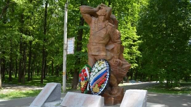 Памятник воинам-интернационалистам вНовочеркасске отремонтируют напожертвования