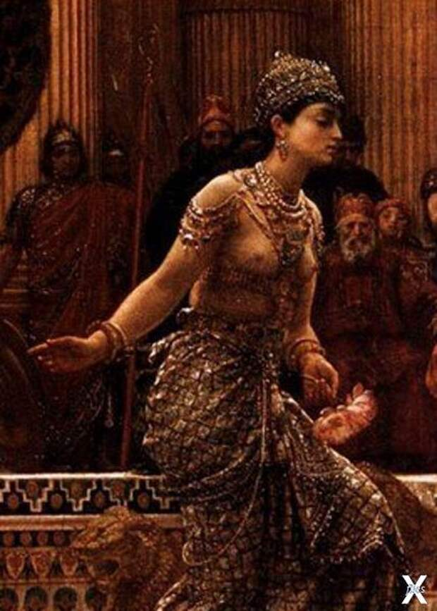 Таинственная царица Савская