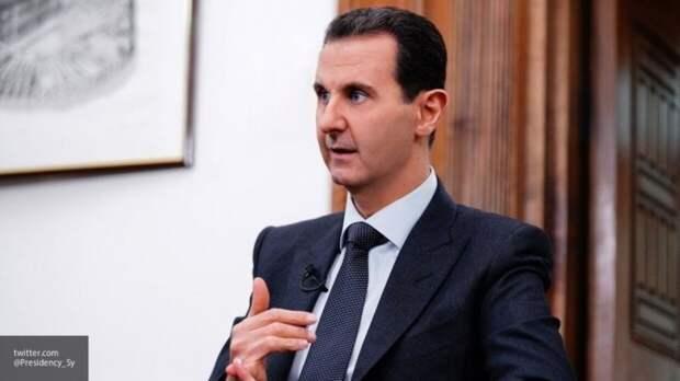 Сирийский МИД назвал преступным план США по убийству Асада