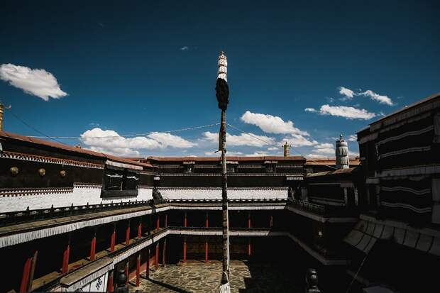 shigadze22 В поисках волшебства: Шигадзе, резиденция Панчен ламы и китайский рынок