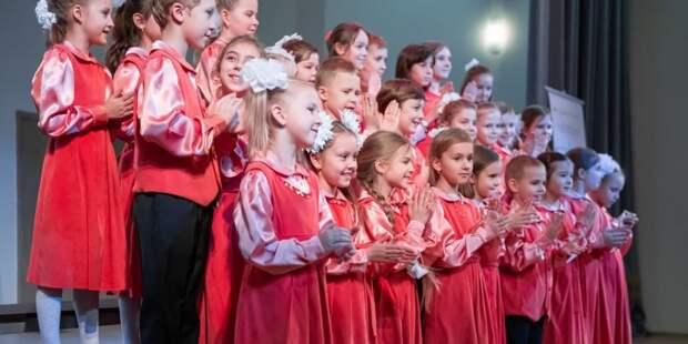 Собянин отметил текущие итоги реализации проекта«Искусство-детям». Фото: М. Мишин mos.ru