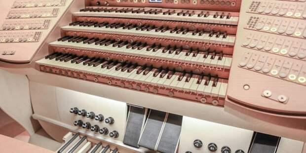 Валерий Гергиев: Важность органа в «Зарядье» сложно переоценить. Фото: mos.ru