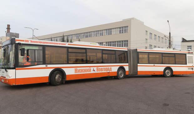 Они вернутся! НПАТ рассказал оремонте 24 автобусов-гармошек