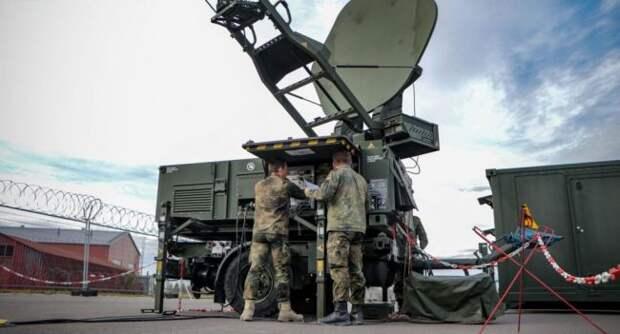 ВЛитве открылся немецкий центр поконтролю завоздушным пространством
