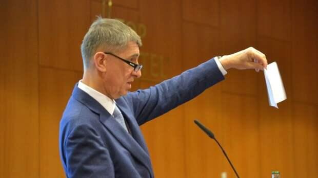 Слова премьера Чехии об «успокоении» отношений с Москвой назвали лицемерием в РФ