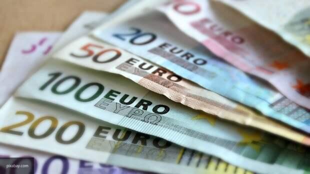 ЦБ РФ понизил официальный курс евро