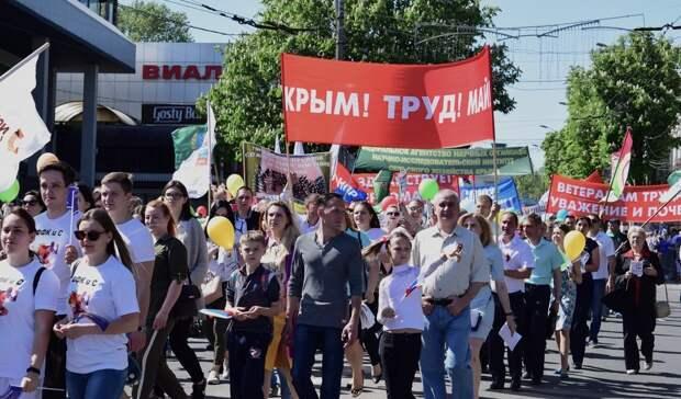 Аксенов отменил демонстрацию 1 мая и продлил ковидные ограничения