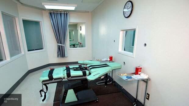 Сваривший голову мамы американец настаивает на смертной казни