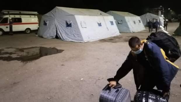 МИД поблагодарил ростовские власти завысылку мигрантов вУзбекистан