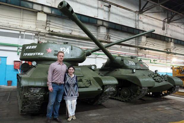 Танковый король: Кто в годы войны развернул на Урале выпуск Т-34