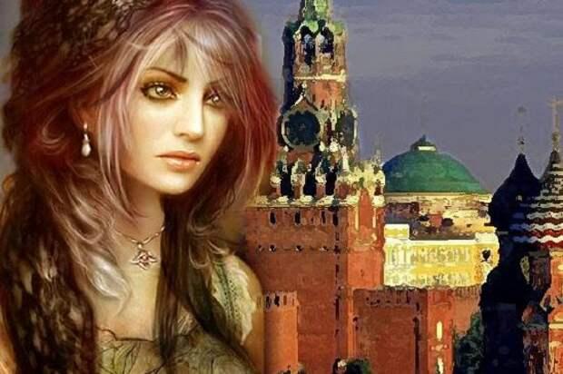 Итальянская ясновидящая Мавис предсказала будущее России
