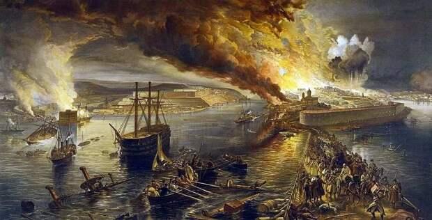Военное поражение, обернувшееся победой русской дипломатии