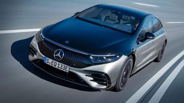 Mercedes-Benz EQS будет подруливать за отдельную плату