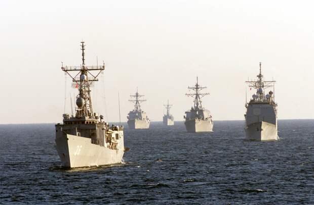 Впервые за 10 лет военно-морской флот России проведет учения со странами НАТО
