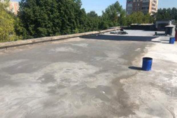 Капитальный ремонт в школе №1420 вышел на финишную прямую