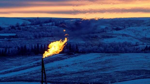 Цена на газ в Европе ускорила рост и достигла уже $690 за 1000 кубометров
