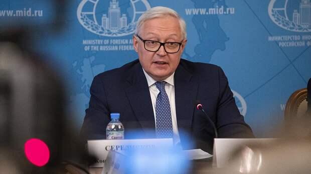 Рябков поделился ожиданиями от саммита России и США в Женеве