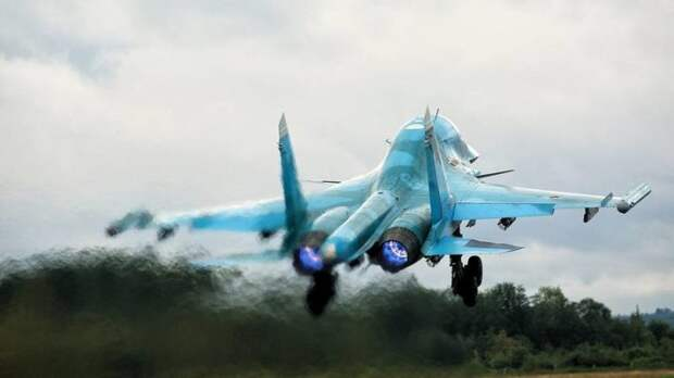 Западные эксперты: Су-34 не так прост!
