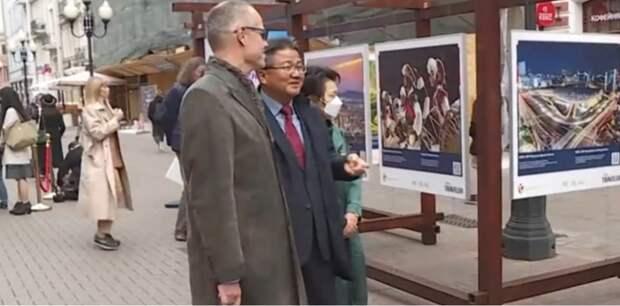 Фотовыставка «Открой свою Корею» стартовала на Арбате