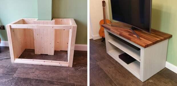 17 человек, которые вместо банальной поездки в IKEA создают крутую мебель своими руками