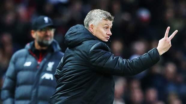 Сульшер оценил шансы «Манчестер Юнайтед» на чемпионство
