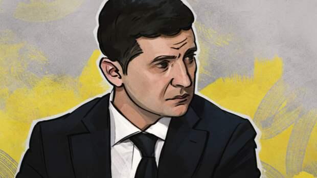 Зеленский готовится к региональным выборам на Украине