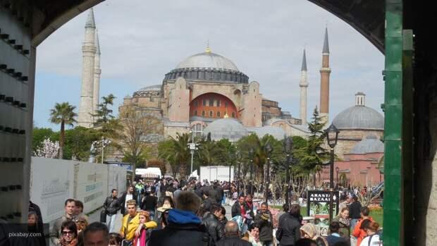 Дипломат назвал политические мотивы смены статуса собора Святой Софии в Турции