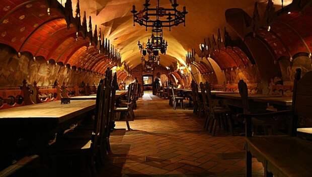 Самый старый действующий ресторан Европы находится в Польше, и ему уже 700лет
