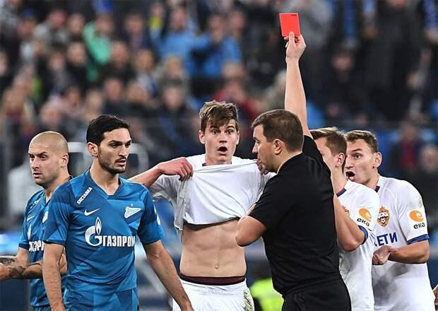 Вилков: «Не судил ни одной игры «Зенита», а они на 1-м месте. Избавьтесь от представления, что я зенитовский судья»