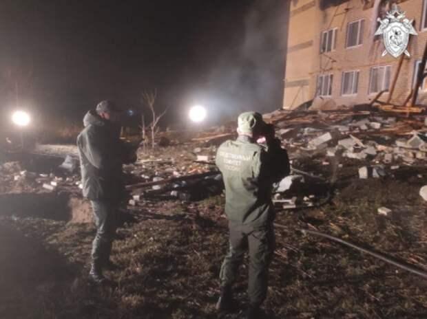 Взрыв вНижегородской области: задержаны работники газовой службы