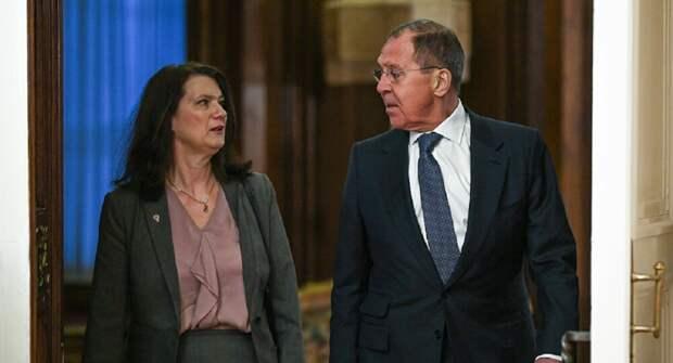 Швеция отказалась от предложенного Чехией способа воздействия на Россию