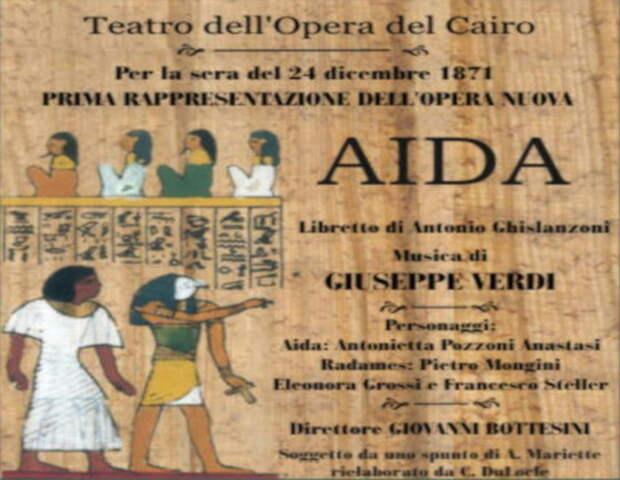Мариет подсказал Джузеппе Верди сюжет для оперы