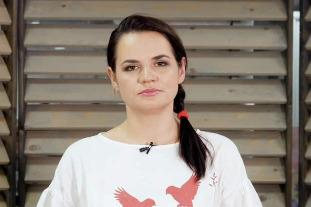 Тихановская выразила желание приехать в Россию