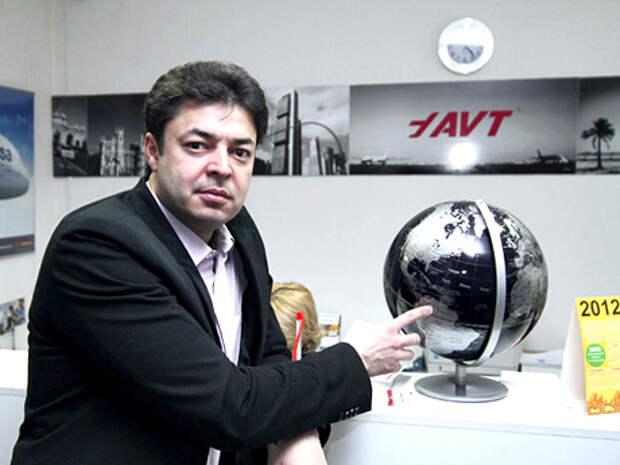 Директор компании AVT Азамат Сабиров