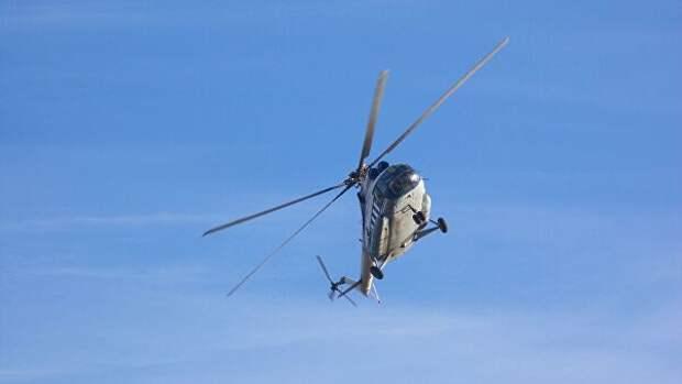 На Таймыре Ми-8 совершил вынужденную посадку