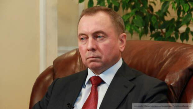 Белорусские власти намерены ввести санкции против лидеров ЕС