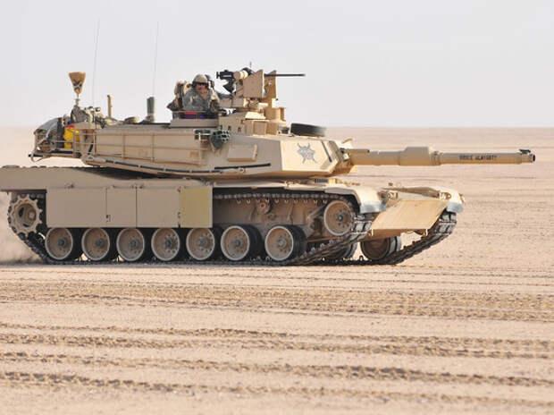 По их мнению, преимущество Вашингтона в авиации сделает российские танки уязвимыми перед ударами с воздуха